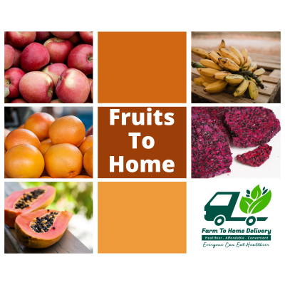 Fruits To Home