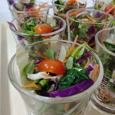 Ready To Go Salad