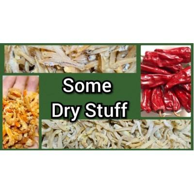 Some Dried Stuff